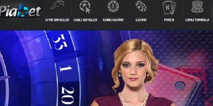 piabet casino oyunlari